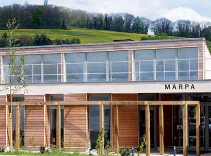 Maison de Retraite Non Médicalisée - 95510 - Vétheuil - MARPA Les Jardins du Vexin