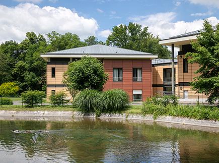 Etablissement d'Hébergement pour Personnes Agées Dépendantes - 95300 - Ennery - Les Jardins d'Ennery LNA Santé