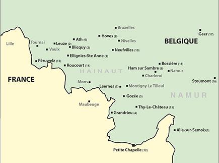 Foyer de Vie, Foyer Occupationnel - 7063 - Neufvilles - LNH Ligue Nationale pour Personnes Handicapées et Services Spécialisés