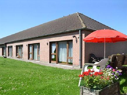 Maison de Retraite Non Médicalisée - 7700 - Mouscron - Résidence Service Domaine des Amaryllis