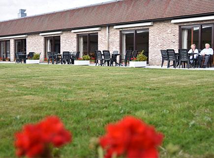 Etablissement d'Hébergement pour Personnes Agées Dépendantes - 7730 - Estaimpuis - EHPAD Résidence Edelweiss