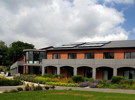 Foyer d'Hébergement - 1460 - Ittre - La Maisonnée Service Résidentiel