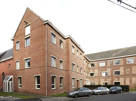 Etablissement d'Hébergement pour Personnes Agées Dépendantes - 7904 - Willaupuis - EHPAD Le Renouveau de Saint-Joseph asbl