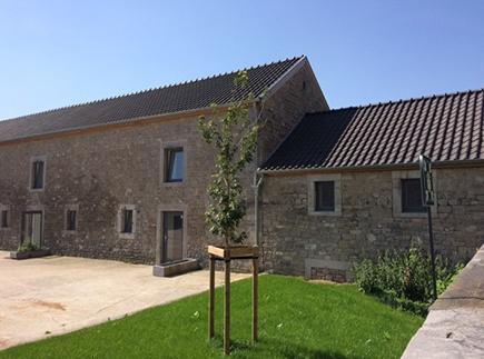 Foyer d'Hébergement - 4900 - Spa - CHPPDM Ensemble - Centre d'Hébergement pour Personnes Porteuses d'une Déficience Mentale - Château Roseraie  - La Caponnière
